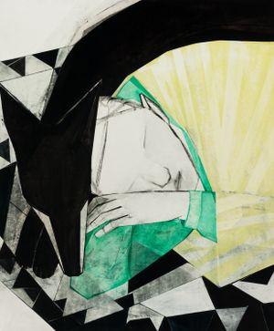 Untitled by Iris Schomaker contemporary artwork