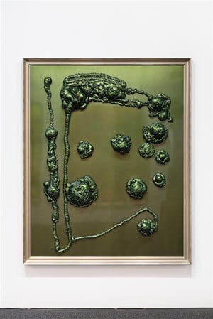 The balls are in my court by Dale Frank contemporary artwork