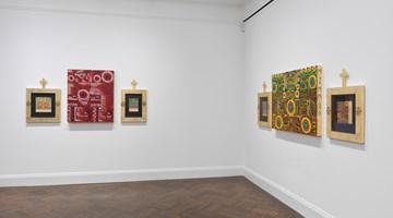 Contemporary art exhibition, Alexander Tovborg, the symbol has resurrected at Blum & Poe, New York