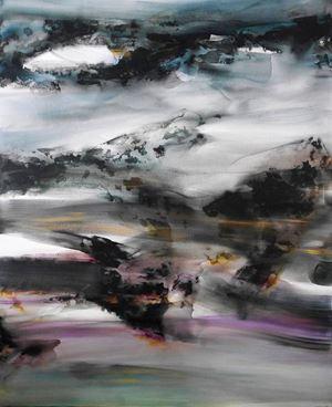 Undercurrent by Wyn-Lyn Tan contemporary artwork