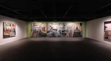 Contemporary art exhibition, Marina Cruz, Tide Table at Kuandu Museum of Fine Arts (KdMoFA), Taipei, Taiwan