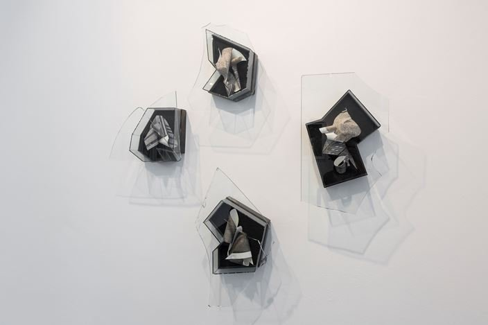Exhibition view: Jake Michael Singer,In Murmurs, THK Gallery, Cape Town (30 October–5 December 2019). Courtesy THK Gallery.