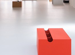 Donald Judd and Kazimir Malevich square off at Galerie Gmurzynska's new Zurich space