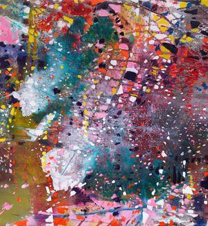 Scarred Portrait 2 by Jackie Saccoccio contemporary artwork
