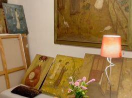 Dans l'atelier de Jia Juanli   Karin Weber Gallery