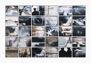 Five O'Clock by Michelle Stuart contemporary artwork
