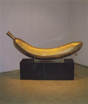Banana 《香蕉》 by Wu Shaoxiang contemporary artwork