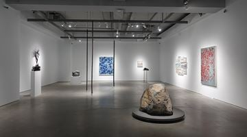 Contemporary art exhibition, Group Exhibition, Blossom Trees in the Stone at Double Square Gallery, Taipei