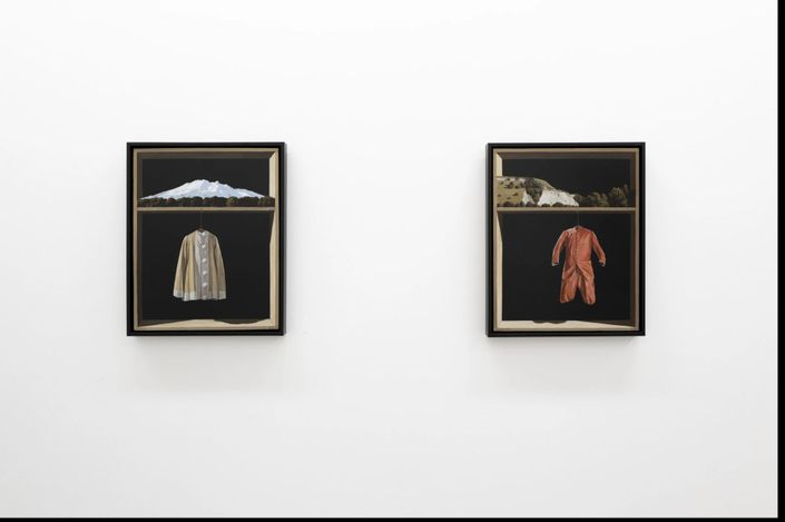 Exhibition view: Michael Hight, PAGE Galleries, Wellington (31 March–24 April 2021). Courtesy PAGE Galleries.