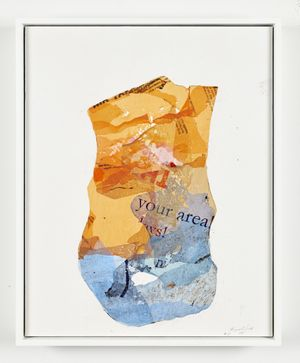 untitled #11 by Hugo McCloud contemporary artwork