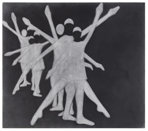 Group (Formation) by Silke Otto-Knapp contemporary artwork