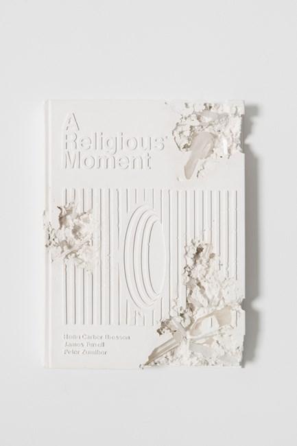 Quartz Eroded Religious Moment Book by Daniel Arsham contemporary artwork