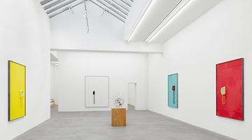 Contemporary art exhibition, Martin Boyce, No Longer Fathom at Galerie Eva Presenhuber, Waldmannstrasse, Zürich, Zurich