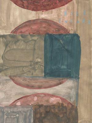 un futur de savonnette by Arpaïs Du Bois contemporary artwork