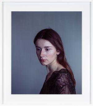 Tatiana small by Richard Learoyd contemporary artwork