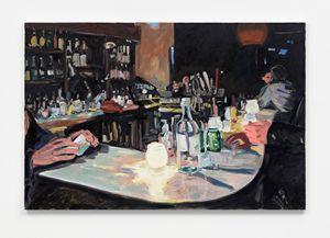 Last Night at Danny's Tavern by Elizabeth Ravn contemporary artwork