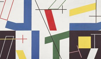 Sophie Taeuber-Arp Gets London Museum Debut as Market Catches Up