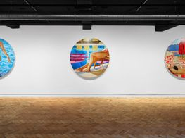 Will Martyr, 'You Gave Me Paradise' at Unit London