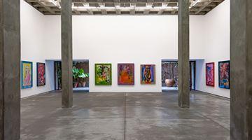 Contemporary art exhibition, Pia Camil, Ríe ahora, llora después at Galería OMR, Mexico City