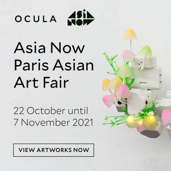 Asia Now Paris Advert