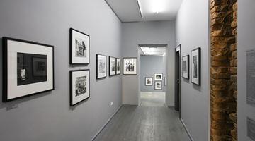 Contemporary art exhibition, Nino Migliori, The Fifties at Galerija Fotografija, Ljubljana