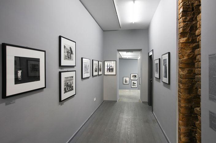 Exhibition view: Nino Migliori, The Fifties,Galerija Fotografija, Ljubjana (30 January–31 March 2018). CourtesyGalerija Fotografija.