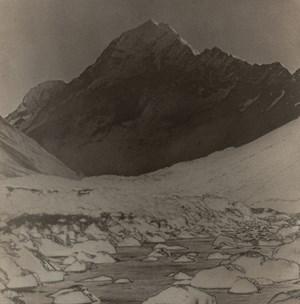 Silver Mountain by Simon Kennedy contemporary artwork