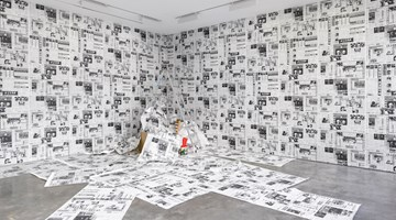 Contemporary art exhibition, Group Exhibition, Afterimage: Dangdai Yishu at Lisson Gallery, London