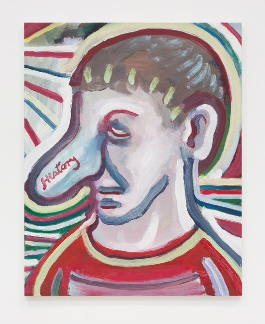 History by Simon Blau contemporary artwork