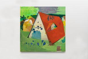 Casa Triângulo by Cristina Canale contemporary artwork