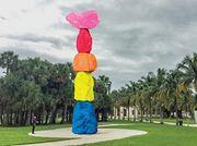 Art Basel in Miami Beach channels spirit of David Bowie