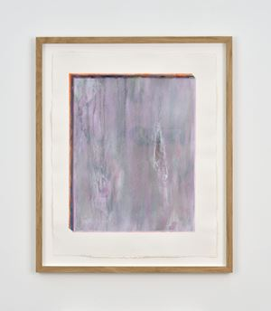Colors of Grey #6 by Thu Van Tran contemporary artwork