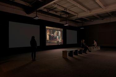 Exhibition view: Stan Douglas,The Secret Agent,David Zwirner, New York (31 March–30 April 2016). Courtesy David Zwirner, New York.