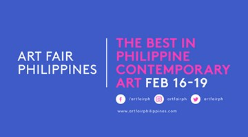 Contemporary art exhibition, Art Fair Philippines 2017 at Gajah Gallery, Singapore