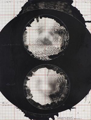 Untitled (Emergence) Drawing 4 by Jitish Kallat contemporary artwork