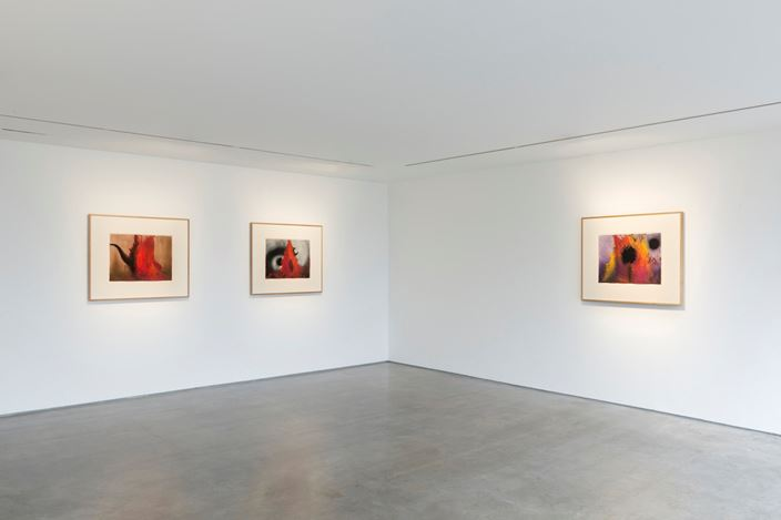 Exhibition view: Anish Kapoor, Lisson Gallery, London (31 March–6 May 2017). Courtesy Lisson Gallery, London.