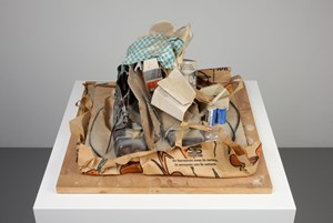 Turmgebilde, 16 by Dieter Roth contemporary artwork