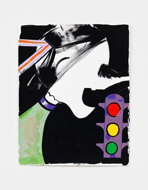 Untitled by Ellen Berkenblit contemporary artwork