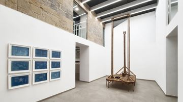 Contemporary art event, Aaron Bezzina, Corpus Adflictum at Valletta Contemporary, Malta