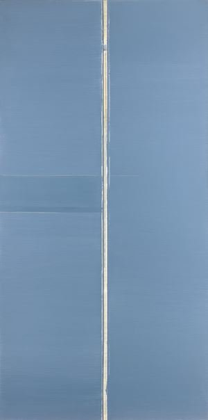 Composition, 2007 by Geneviève Asse contemporary artwork