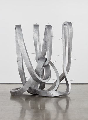 28 Incense Sticks by Evan Holloway contemporary artwork