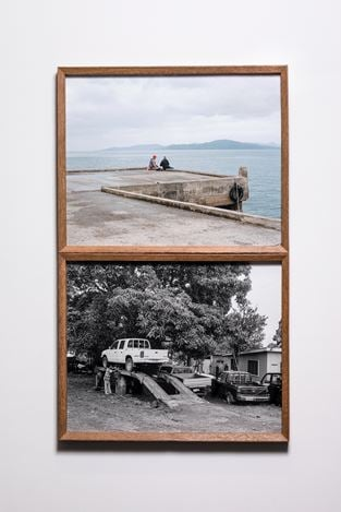 Exhibition view: Douglas Lance, What Was Once Yesterday, Today & Tomorrow, Tolarno Galleries, Melbourne (16 NOV – 16 DEC, 2017).