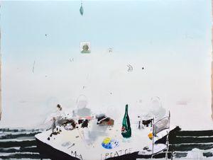 Luncheon by Brian Harte contemporary artwork