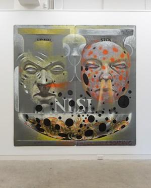 NISI by Derek Cowie contemporary artwork