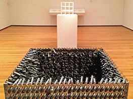 The sinuous lines of influence between Eva Hesse and Sol LeWitt