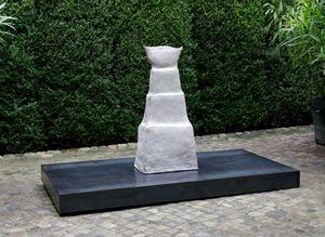Bride by Leiko Ikemura contemporary artwork