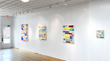 Contemporary art exhibition, Group Exhibition, Unique Expressions at Hollis Taggart, Southport, New York