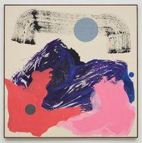 Image of a Landscape by Sigrid Sandström contemporary artwork painting