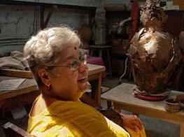 Mrinalini Mukherjee (1949–2015)