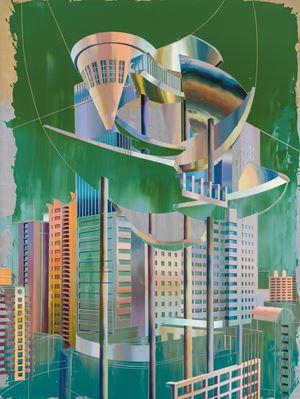New Taipei City Hall, New Taipei City by Cui Jie contemporary artwork